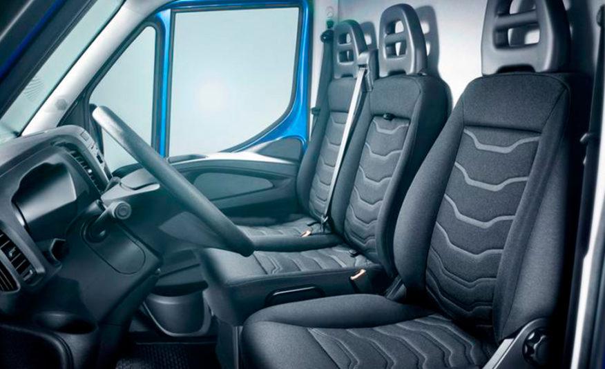 Iveco Daily 33S12 V 3000 H1 Furgone 4 porte