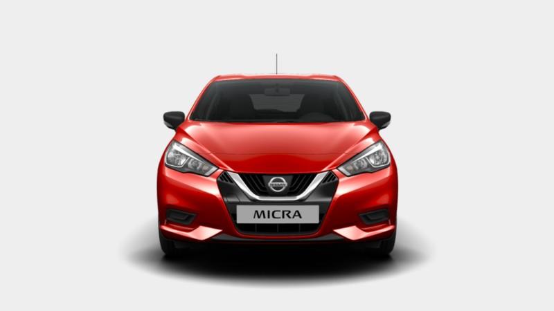 Nissan Micra IG 71 Visia